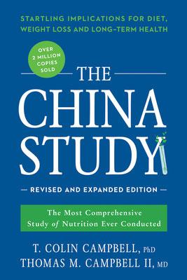 The China Study – book