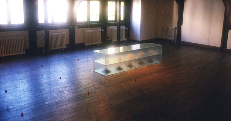 Living Room. Adam und Eva Haus. Paderborn (Germany) 2002