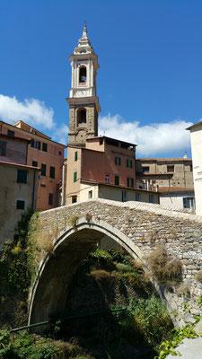 San Tommaso und die Brücke der Cavalliere