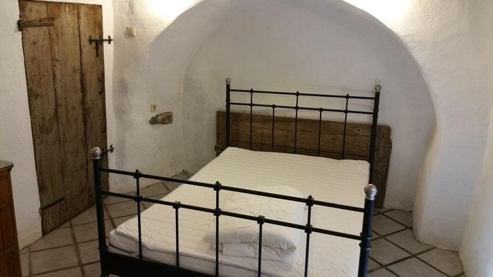 Ferienhaus Dolcedo: Centrale I, unteres Schlafzimmer