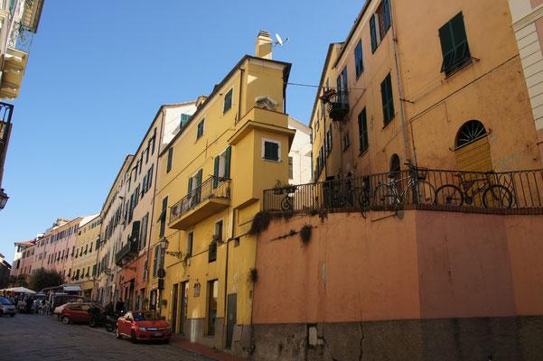 Imperia-Porto Maurizio, Via Cascone