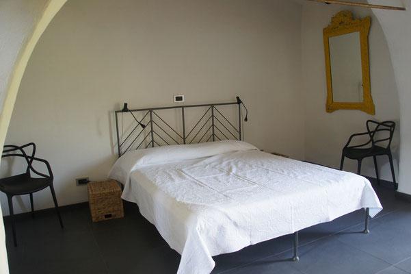 Ferienhaus Dolcedo: de Sonnaz I, Schlafzimmer 1