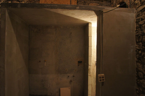 Fienile: Rohbau Bad en suite