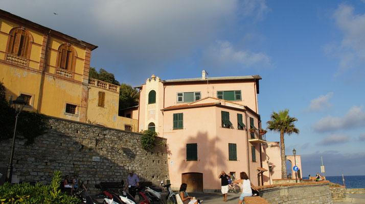 Imperia-Borgo Foce