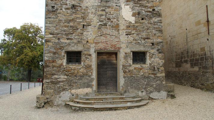 Montegrazie, Il Santuario