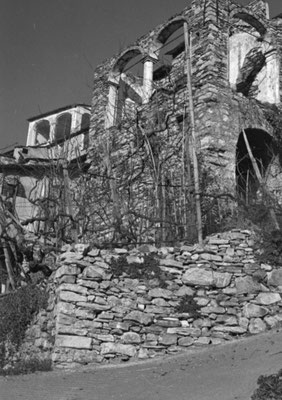 Ripalta mit verlassenen Häusern
