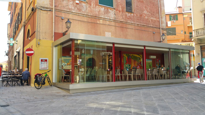 Cafe Pepito, Via Cascone, Porto Maurizio