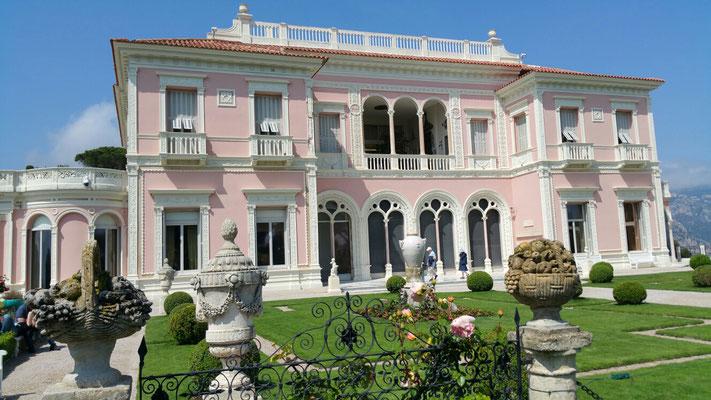 Villa Ephrussi de Rothschild - loveliguria
