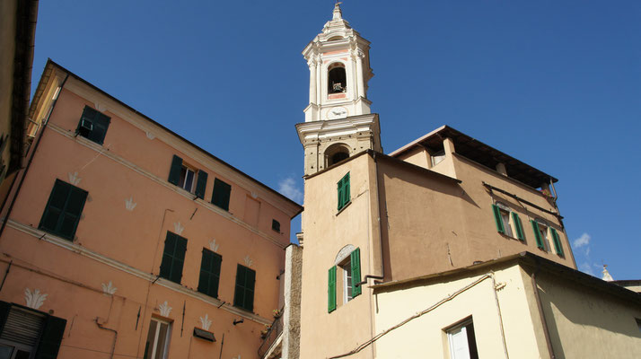 Dolcedo-Piazza, San Tommaso