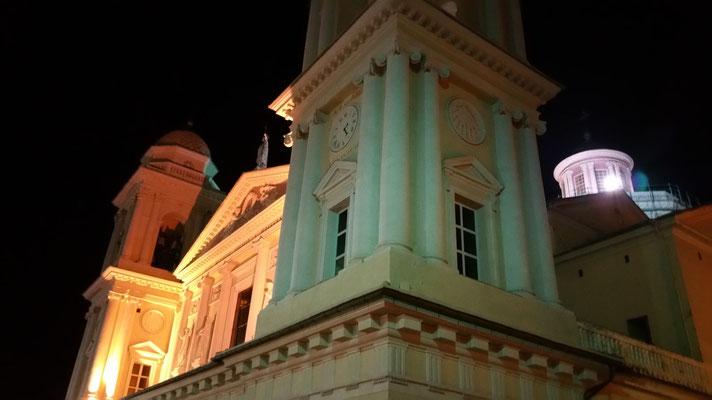 Imperia-Porto Maurizio, klassizistischer Dom