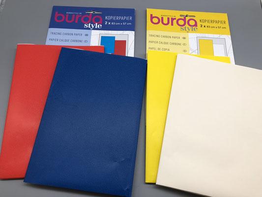 Kopierpapier - 4 Farben