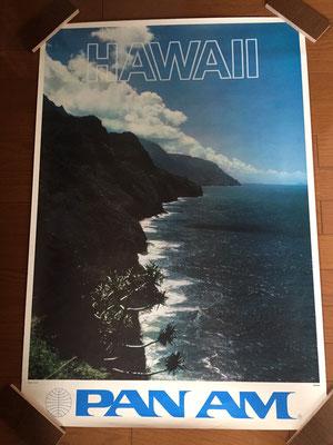 パンナムビンテージポスター