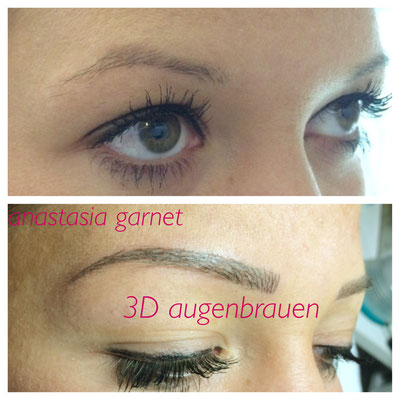 Permanent Make-up Augenbrauen Köln