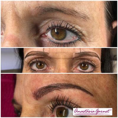 Permanent Make-up Augenbrauen Köln