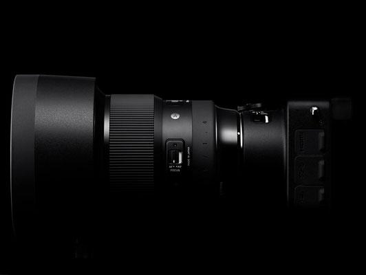 Sigma 105mm F1,4 DG OS HSM Art