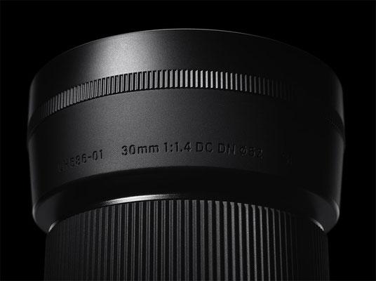 Sigma 30mm F1,4 DC DN Contemporary