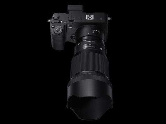 Sigma 85mm F1,4 DG HSM Art