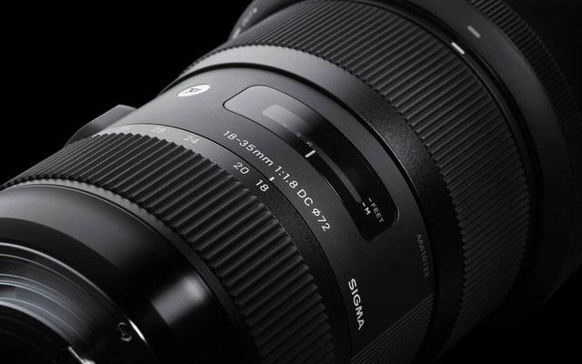 Sigma 18-35mm F1,8 DC HSM Art
