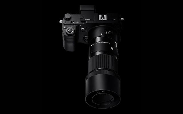 Sigma 70mm F2,8 DG Macro Art
