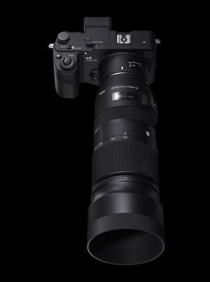 Sigma 100-400mm F5-6,3 DG OS HSM Contemporary