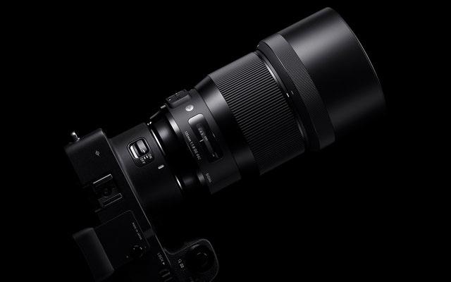 Sigma 135mm F1,8 DG HSM Art