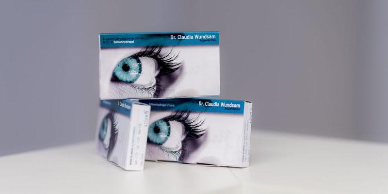 Augenarztpraxis Wundsam | Kontaktlinsen