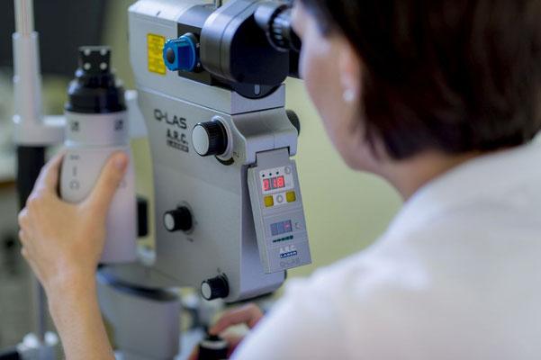 Augenarztpraxis Wundsam | Leistungen