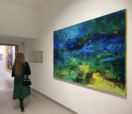 Galerie Amart Austrian Modern Art Group Exhibition 2020