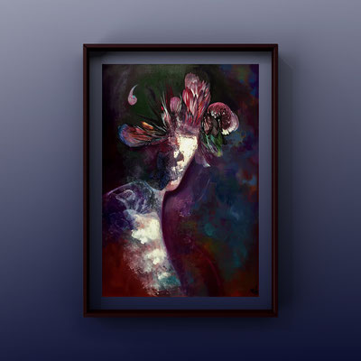Nr9. 40x60cm Limited Edition Signed and Numbered