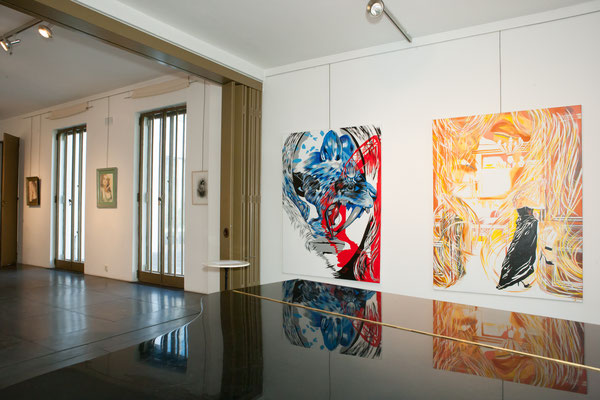 Haus Wittgenstein ERZSEBET NAGY SAAR Solo Exhibition 2013