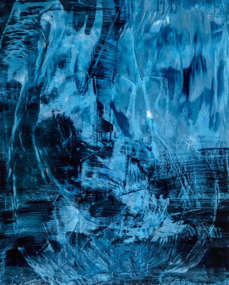 EUPHORIE IV Acrylic on Canvas 80x100cm 2019 Available