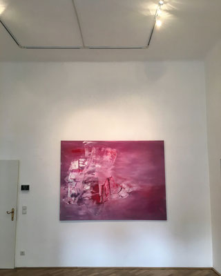 Galerie Felix Höller Vienna ERZSEBET NAGY SAAR Inside/Out Solo Exhibition 2018