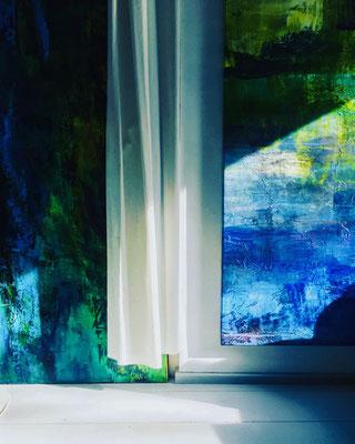 ERZSEBET NAGY SAAR Atelier View 2020