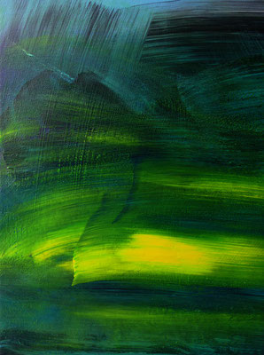 """Augenblick"" Acrylic on Canvas 30x40cm 2020"