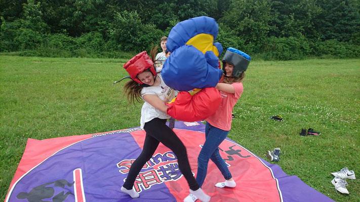 Bubble Boxing