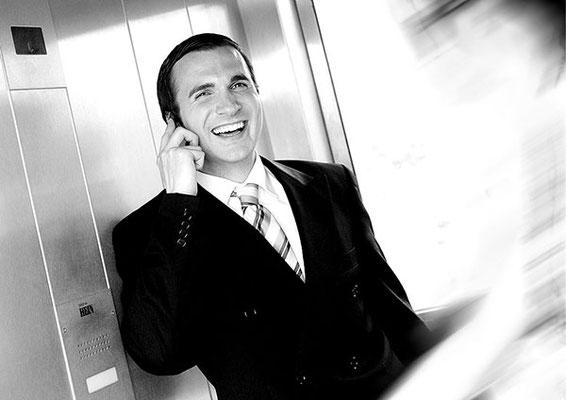 Businessfotos von Mitarbeitern und Geschäftsführern in Unternehmen in Hannover