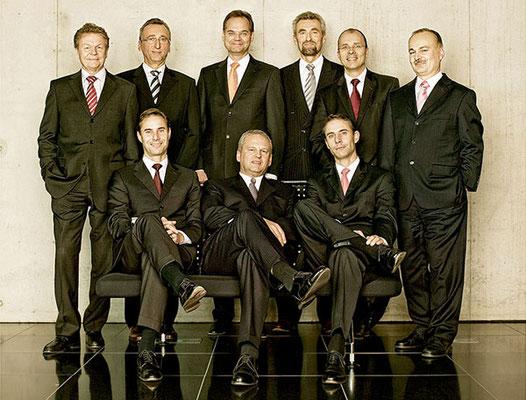 Business Porträts im Unternehmen von Geschäftsführern in Hannover