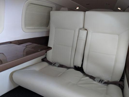 Interior (hintere Sitze)