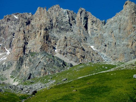 col du Lautaret 2 057 m (AU BOUT DES PIEDS)