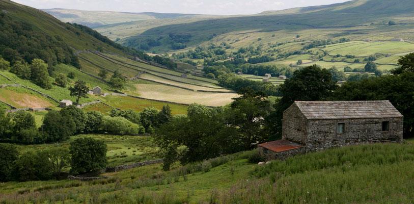 Yorkshire Dales (Au Bout des Pieds)