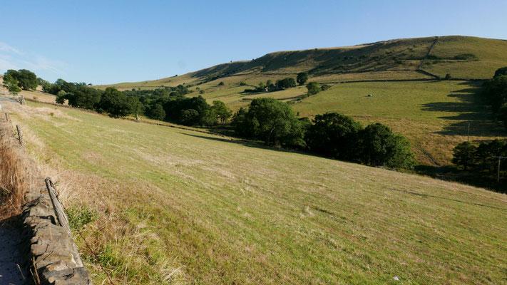 Hayfield, Peak District (Au Bout des pieds)