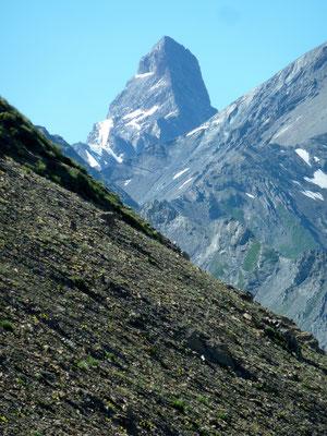 col du Galibier 2 642 m (AU BOUT DES PIEDS)