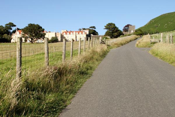 Lee Abbey, Exmoor (Au Bout des pieds)