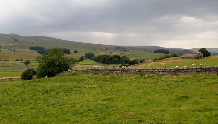 Hawes, Yorkshire Dales (Au Bout des Pieds)