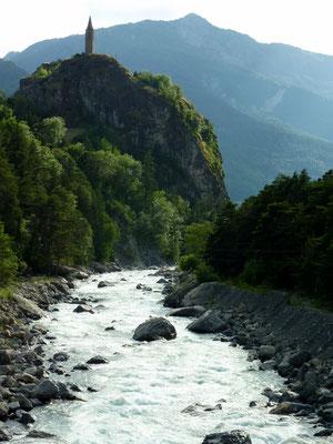 vallée de l'Ubaye (AU BOUT DES PIEDS)