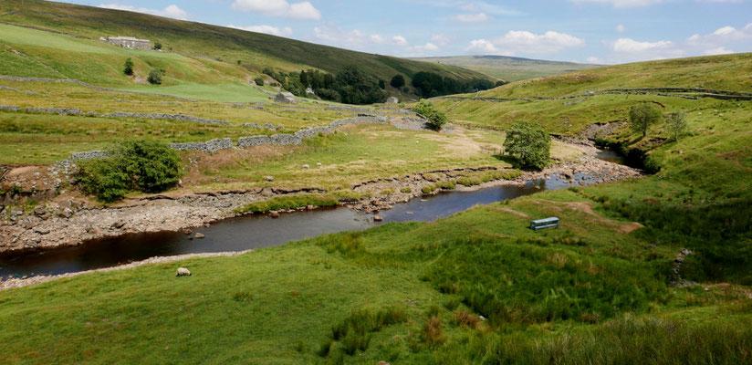 River Swale, Keld, Yorkshire Dales (Au Bout des Pieds)