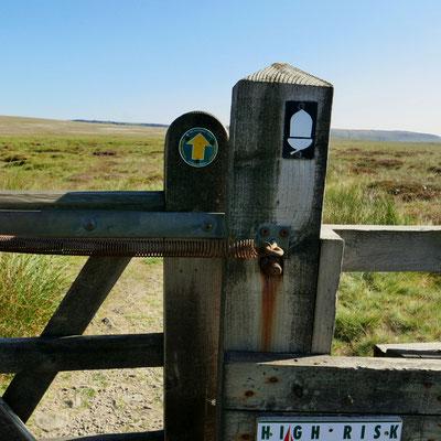 Pennine Way, Peak District (Au Bout des pieds)