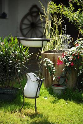 Brunnen im Innenhof