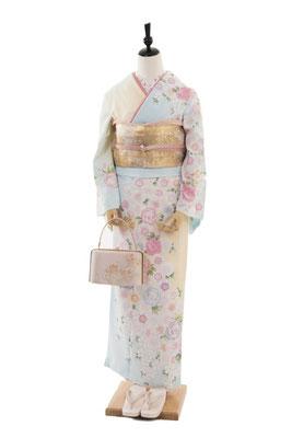 訪問着(party kimono) ①