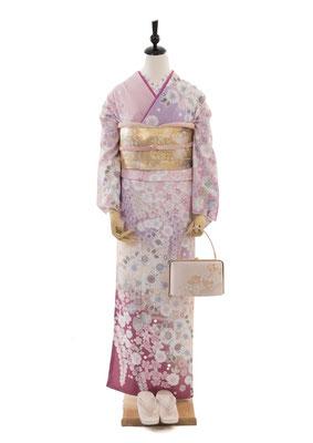 訪問着(party kimono) ②